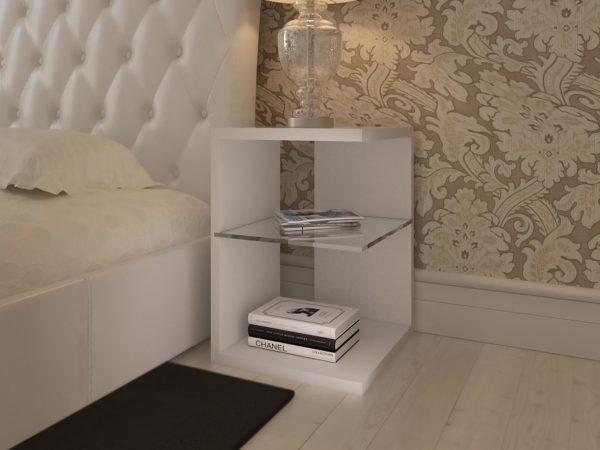 Mesa de Cabeceira Home Design