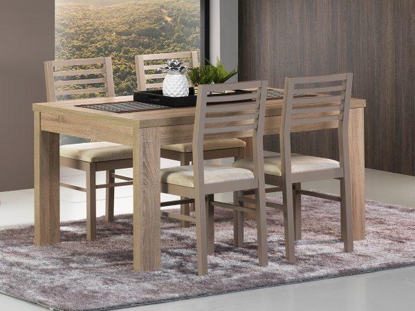 Mesa Jantar Martina Ideia Home Design
