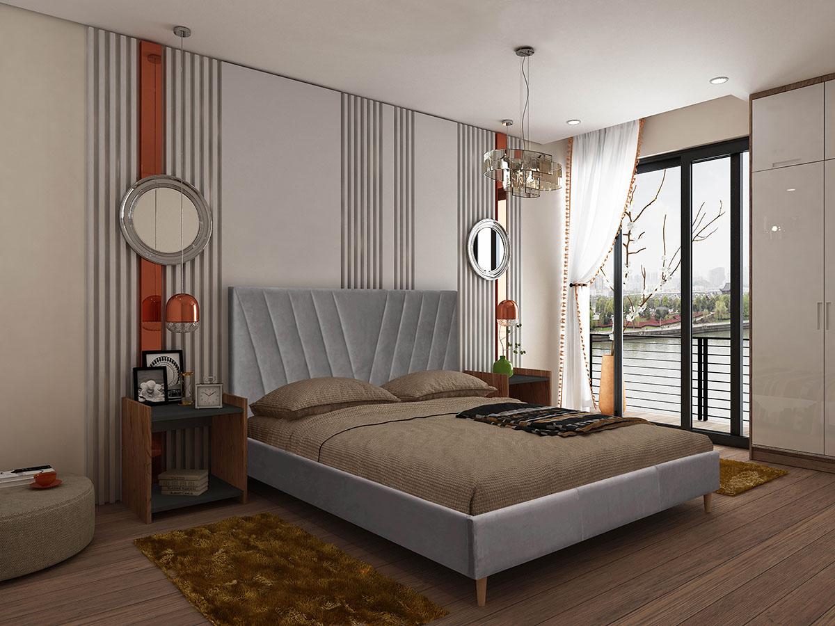 Cama Leafy Ideia Home Design